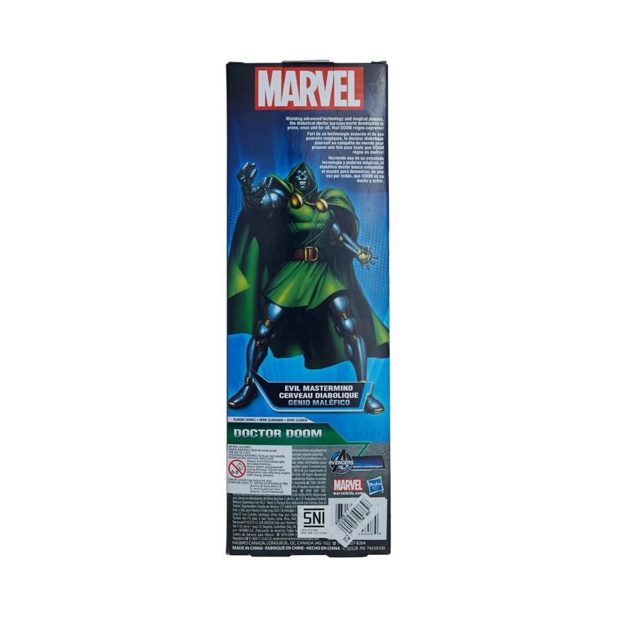 avengers 12 titan hero dr doom