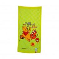 DisneyWinniethePoohbathtowelgreen