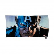MarvelCaptainAmericabathtowelblue