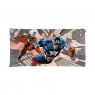 MarvelCaptainAmericabathtowelbrown