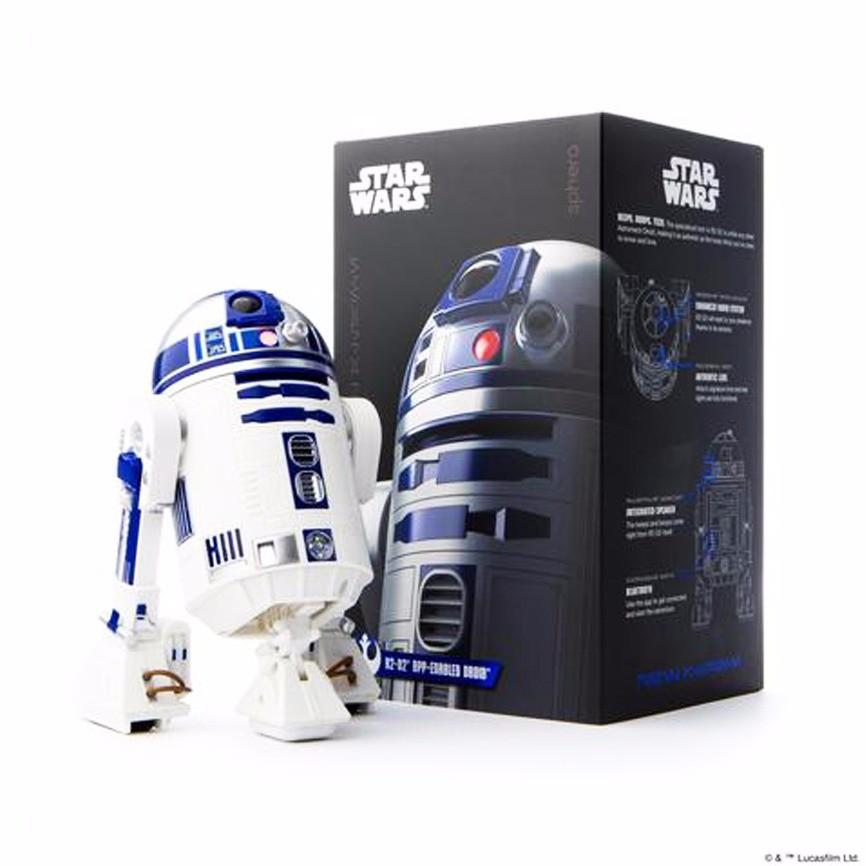 R2-D2 Star Wars by Sphero (App-enabled droid) 5885957639