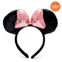 Minnie Headband Blink Pink