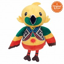 Asian Games 2018 Plush Printing Bhin-Bhin 10 Inch
