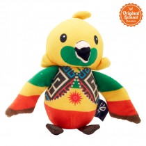 Asian Games 2018 Plush Printing 6 Inch Bhin Bhin