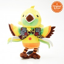 Asian Games 2018 Plush Bhin-Bhin 8 Inch Pop Up