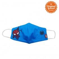 Masker Anak Laki Laki Marvel Spiderman Style B