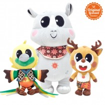 Asian Games 2018 Paket C (Kawai Series)