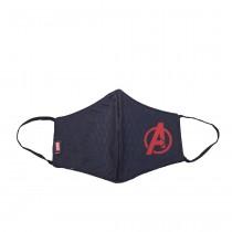 Masker Dewasa Laki Laki Logo The Avengers Style A