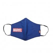 Masker Dewasa Laki Laki Logo Marvel Style B